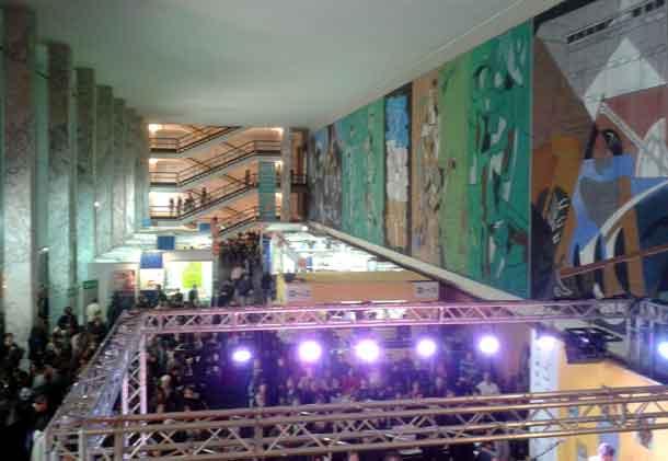 Palazzo delle esposizioni - Più libri, più liberi 2016