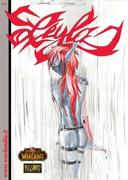 Leyla copertina 1
