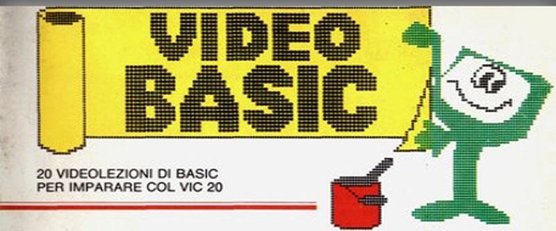 Video BASIC VIC 20