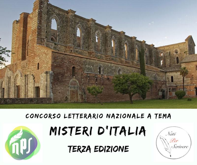 Concorso Misteri d'Italia (NPS)