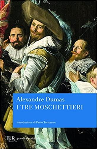 I tre moschettieri di Dumas